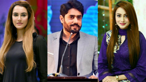 Abrar ul Haq's controversial comment on mothers playing 'Baby Shark' triggers debate amongst celebrities