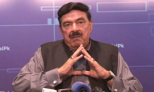 Afghan crisis: Not a single person granted refugee status till now, says Sheikh Rashid