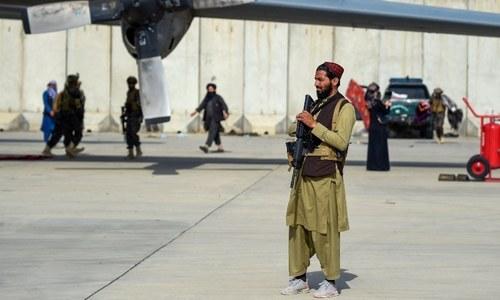 Taliban celebrate 'complete independence' as last US troops leave Afghanistan