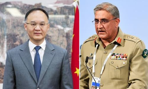 Bajwa vows to foil bid to sabotage CPEC