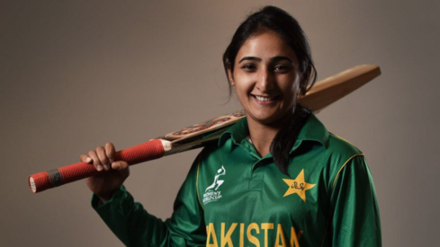 Congratulations pour in as cricketer Bismah Maroof announces she has become a mother