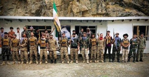 Taliban say they have surrounded Afghan resistance fighters in Panjshir, call for peace