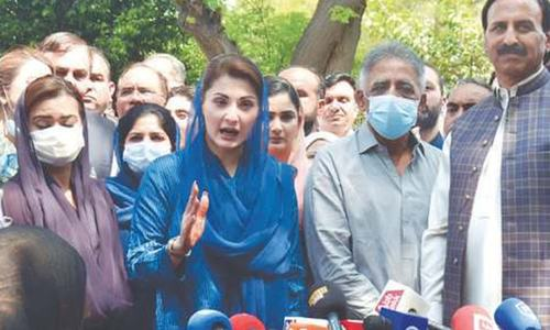 Maryam accuses govt of rigging ahead of 2023 polls