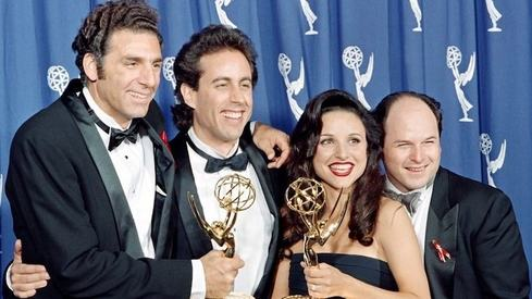 Television's Seinfeld comes to Netflix in October