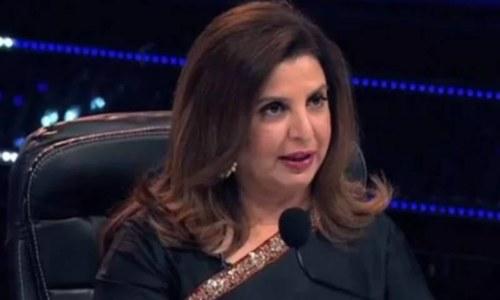 بولی وڈ ہدایت کار فرح خان کورونا سے متاثر