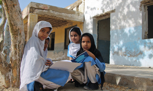 The missing third: An out-of-school children study of Pakistani 5-16 year-olds