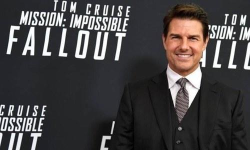 کورونا وائرس کے باعث ٹام کروز کی فلمیں مزید تاخیر کا شکار