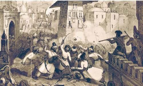 جب انگریز افسران کے سر کابل بازار کے چوک پر لٹکادیے گئے
