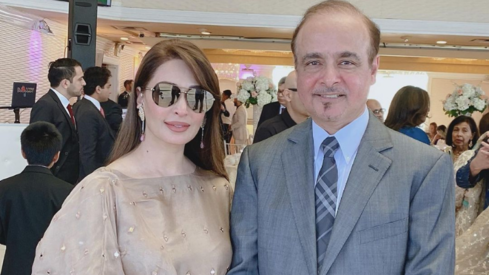 Actor Reema Khan hails her husband's efforts to help Afghan refugees