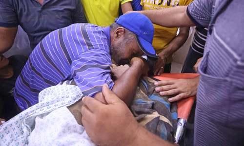 3 Palestinians found dead near  Gaza-Egypt border