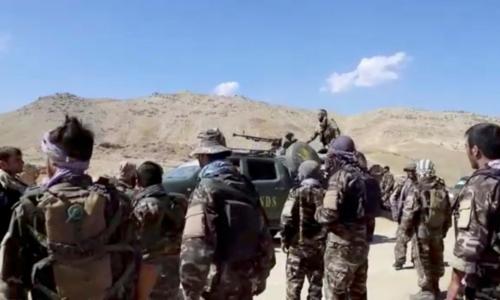 Battle for Panjshir on as Taliban face stiff resistance