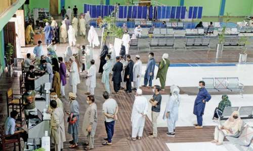 Cantt boards told to ensure SOPs during LG polls as Pindi sees six Covid-19 deaths
