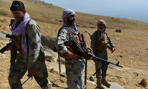 Taliban, opposition fight for Afghan holdout province of Panjshir as top US general warns of civil war