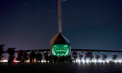 The last 24 hours: Brutality, trauma, moments of grace as the last US plane flew out of Afghanistan