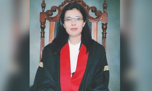 JCP to consider Justice Ayesha's elevation on Sept 9