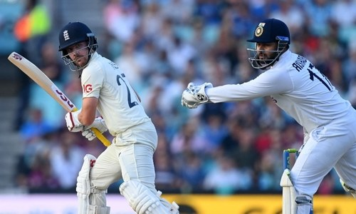 England set 368 to win fourth Test against India