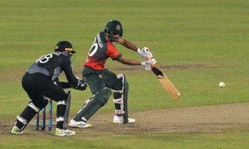 Patel stars as NZ hit back in Bangladesh T20 series