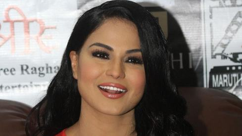 Veena Malik is making her comeback with a sociopolitical satire series for Urduflix