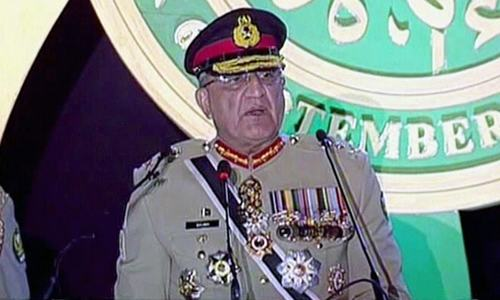 Pakistani armed forces equipped to fight all external and internal threats: Army chief