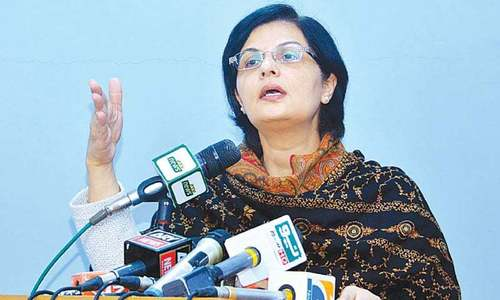 Nashonuma initiative to be upgraded: Sania Nishtar