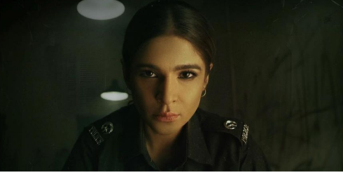 Ayesha Omar reveals first look from her upcoming film Javed Iqbal