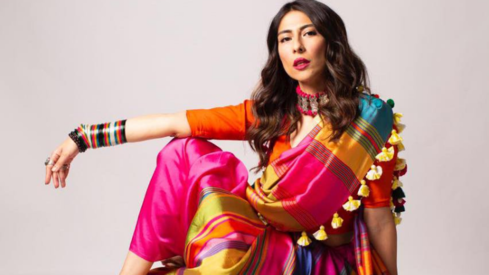 Meesha Shafi teases the release of her new song 'Hot Mango Chutney Sauce' and we can't wait to hear it