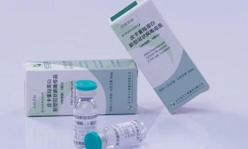 چینی کمپنی نے کووڈ کا علاج کرنے والی ویکسین تیار کرلی