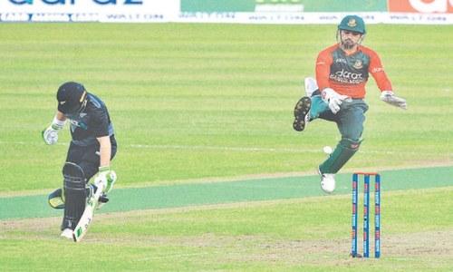 Mahmudullah inspires Bangladesh to maiden T20 series win over Black Caps