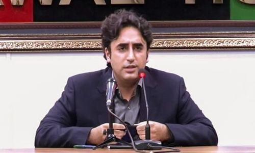 Bilawal seeks parliament debate on Afghanistan, CPEC attacks