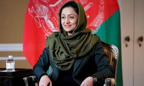 Ex-Afghan envoy blames Kabul's 'corrupt leadership' for Taliban takeover