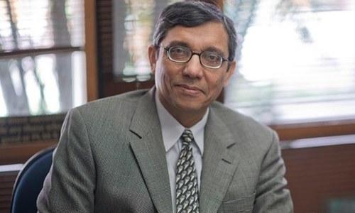 آغا خان یونیورسٹی کے پروفیسر کو 2021 کے روکس پرائز سے نواز دیا گیا
