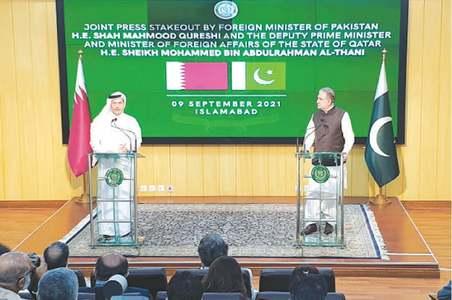 Pakistan, Qatar ask world to unfreeze Afghanistan's assets