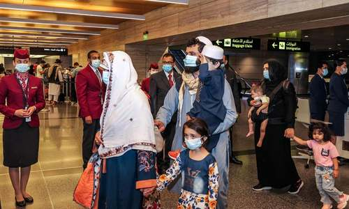 200 people leave Kabul in first airlift since US pullout