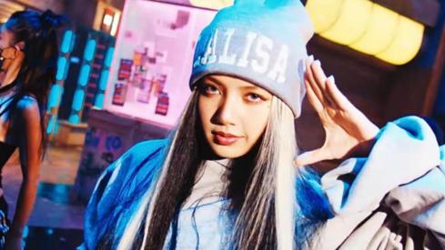 K-pop band Blackpink's Lisa releases her solo debut MV 'Lalisa'
