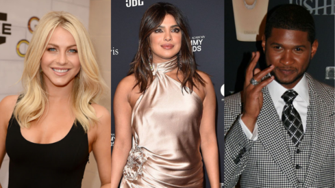 Priyanka Chopra, Julianne Hough and Usher set to co-host an 'activism competition' show