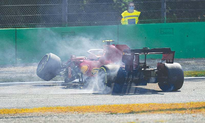 Bottas wins sprint but Verstappen takes pole for Italian GP