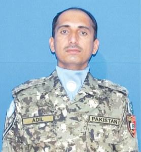 Pakistani soldier martyred in Sudan
