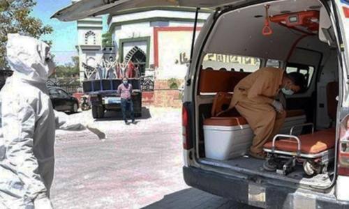 25 more coronavirus patients die in Khyber Pakhtunkhwa