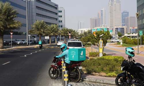 As Dubai's food delivery booms, dangers and casualties mount, including of Pakistanis