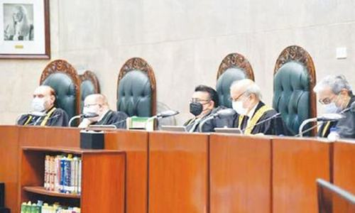 CJP rejects objections to judges' elevation