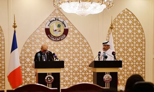 Qatari FM rules out recognition of Taliban government