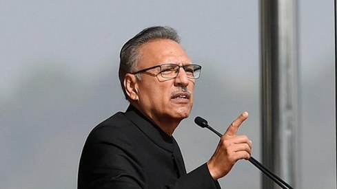 President Arif Alvi wants Pakistanis to talk about family planning and we're here for it