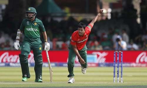 پانچ سال بعد قومی ٹیم کے دورہ بنگلہ دیش کا اعلان