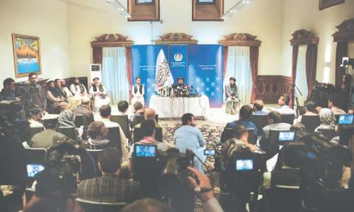 Taliban thank world for pledging $1.2 billion in assistance