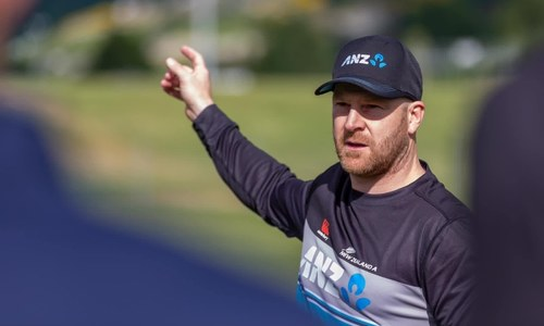 Head coach vows NZ will compete with 'intensity' in Pakistan ODIs