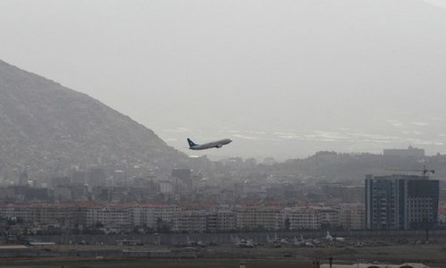 Afghanistan seeks permission to operate commercial flights to Pakistan