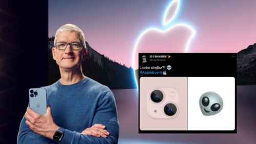 Twitter users went crazy with Apple Event memes after the new iPhone 13 was unveiled