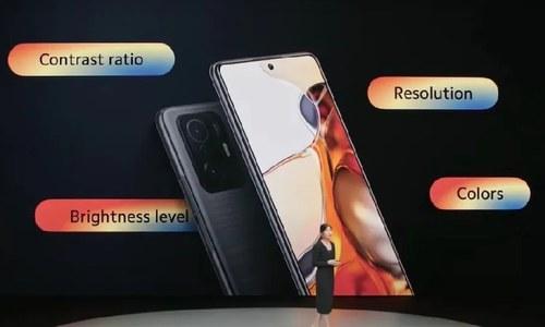 شیاؤمی کے 2 نئے فلیگ شپ فونز 11 ٹی اور 11 ٹی پرو متعارف