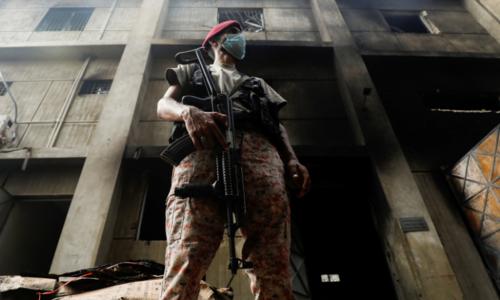 No govt dept has replied to queries regarding Mehran Town factory fire, IO tells court