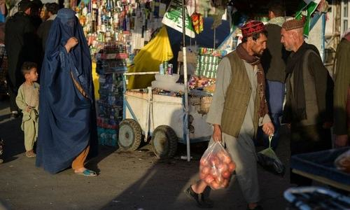 Editorial: Afghans should not have to pay the cost of the world's antipathy towards the Taliban